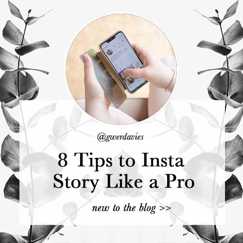 8 Tips to Insta Story Lika a Pro
